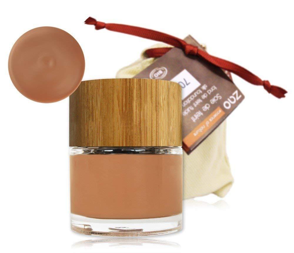 Zao Base de Maquillaje fluido 703 – Pétalo de Rosa
