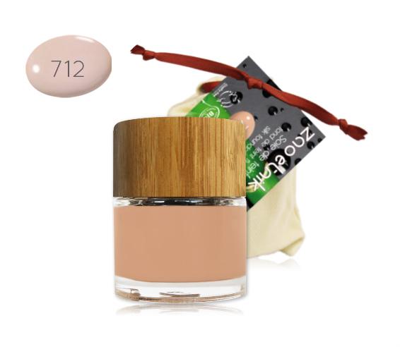 Zao base rosa claro 712