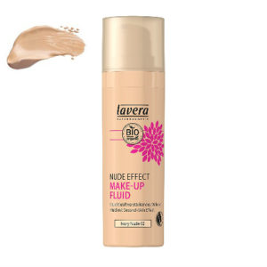 Lavera base de maquillaje vegano - Ivory Nude 02