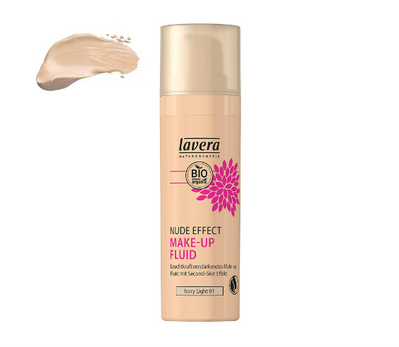 Lavera Nude Effect base Ivory Light 01