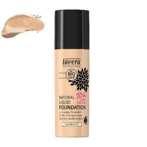 Lavera Base de maquillaje larga duración (10h) - Ivory Nude 02