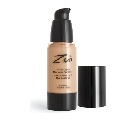 Base de maquillaje natural medio - Zuii Organic
