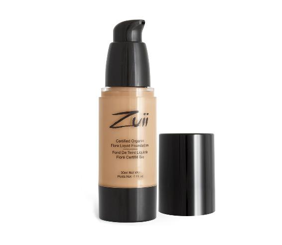 Zuii Base de maquillaje líquida Olive Neutral