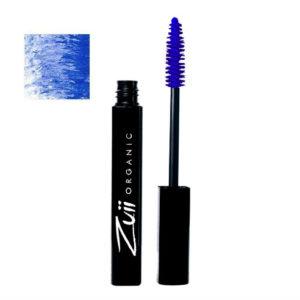Zuii Rimel de ojos azul hipoalergénico y vegano