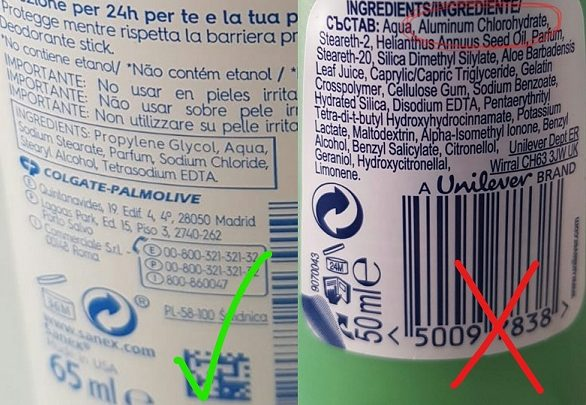 Mejores desodorantes sin aluminio, parabenos ni alcohol. Guía definitiva