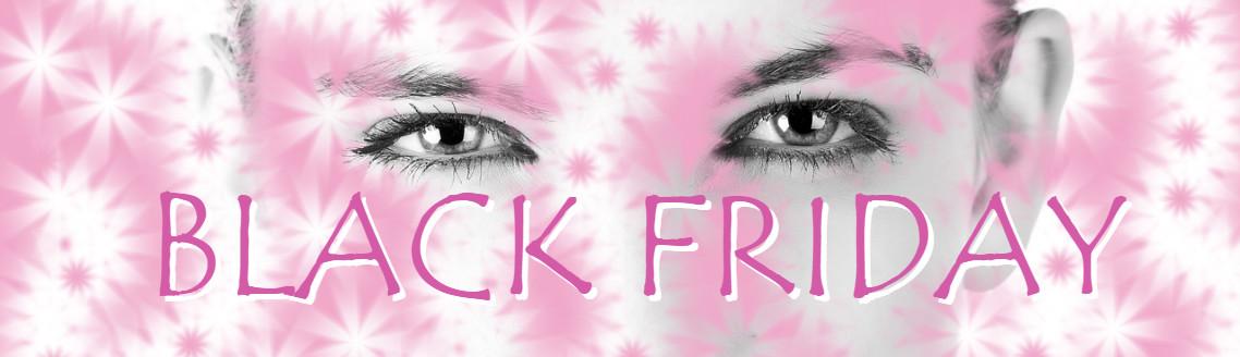 Black Friday en cosmética natural y maquillaje ecológico y vegano