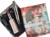 PuroBIO – Pack Regalo Labios 07 Rojo Carmesí y Máscara de pestañas negra