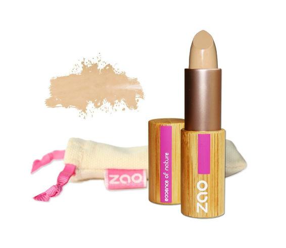 Zao Makeup Corrector ojeras e imperfecciones 492 beige